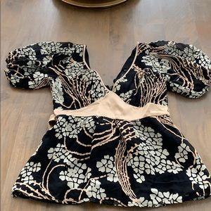 Short sleeve Arden B. blouse